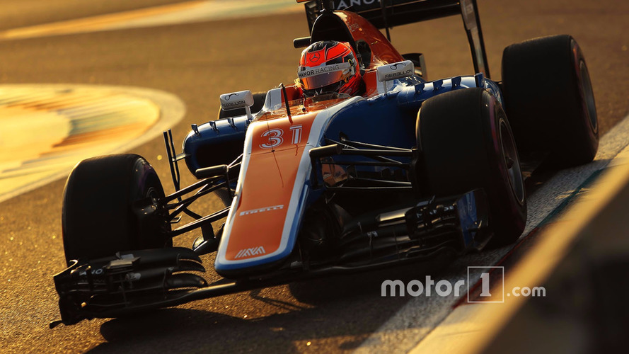 Manor F1 team has a week to find investor