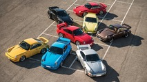 Air-cooled Porsche 911 collection sells for $8.2M at auction