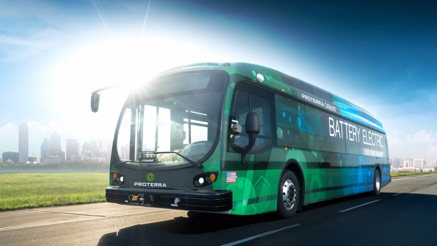 EV bus with 350-mile range from 660 kWh battery revealed