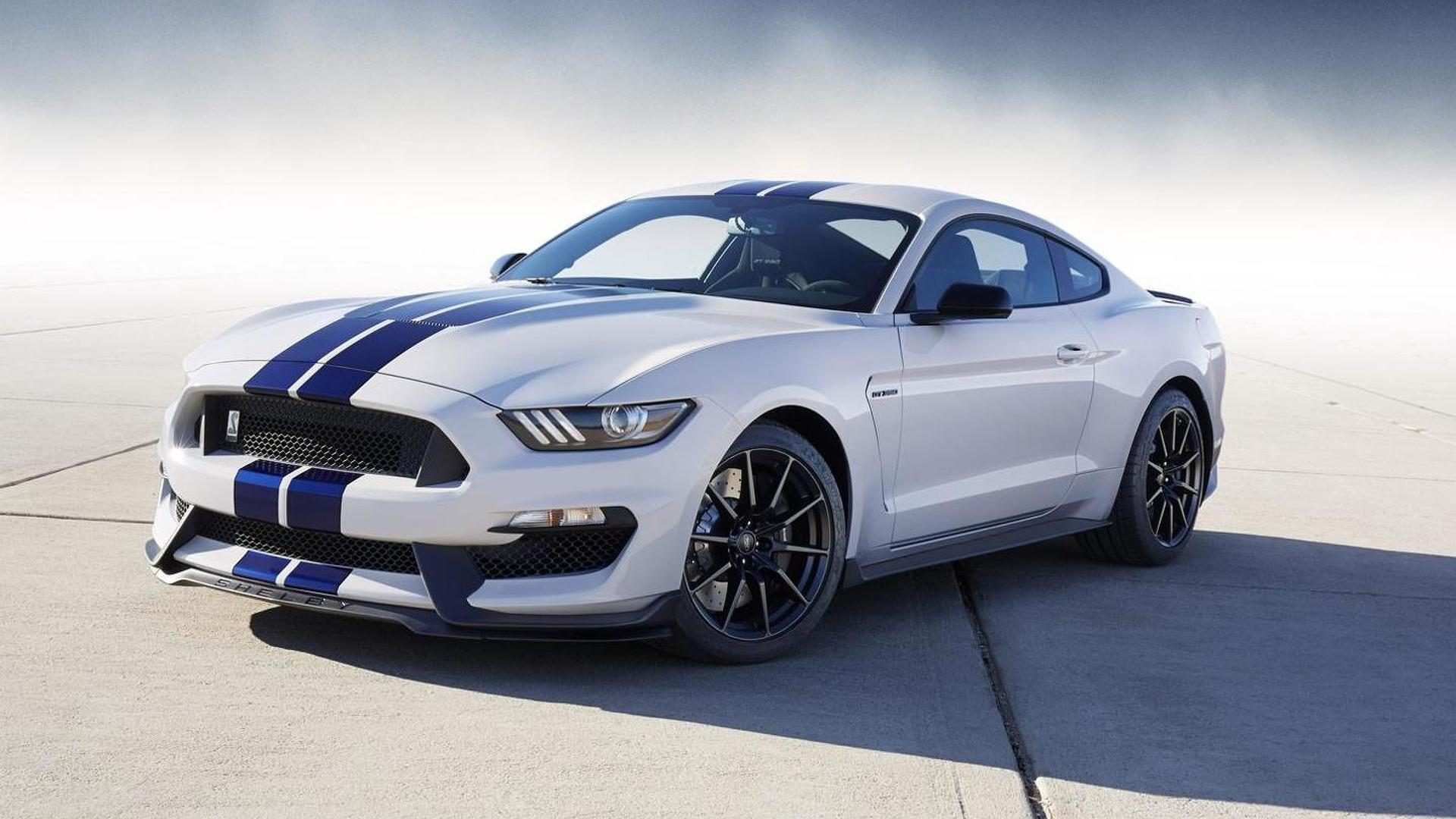 First Shelby GT350 Mustang to be auctioned off by Barrett-Jackson