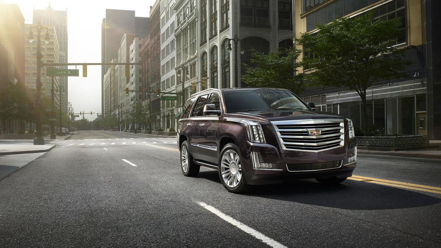 Cadillac Escalade to move upmarket, remain body-on-frame