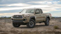 Toyota Tacoma chief engineer rules out the possibility of a diesel-powered model