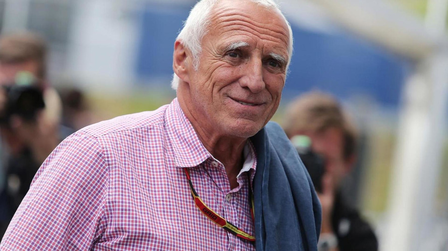 Mateschitz plays down 'Red Bull engine' claims