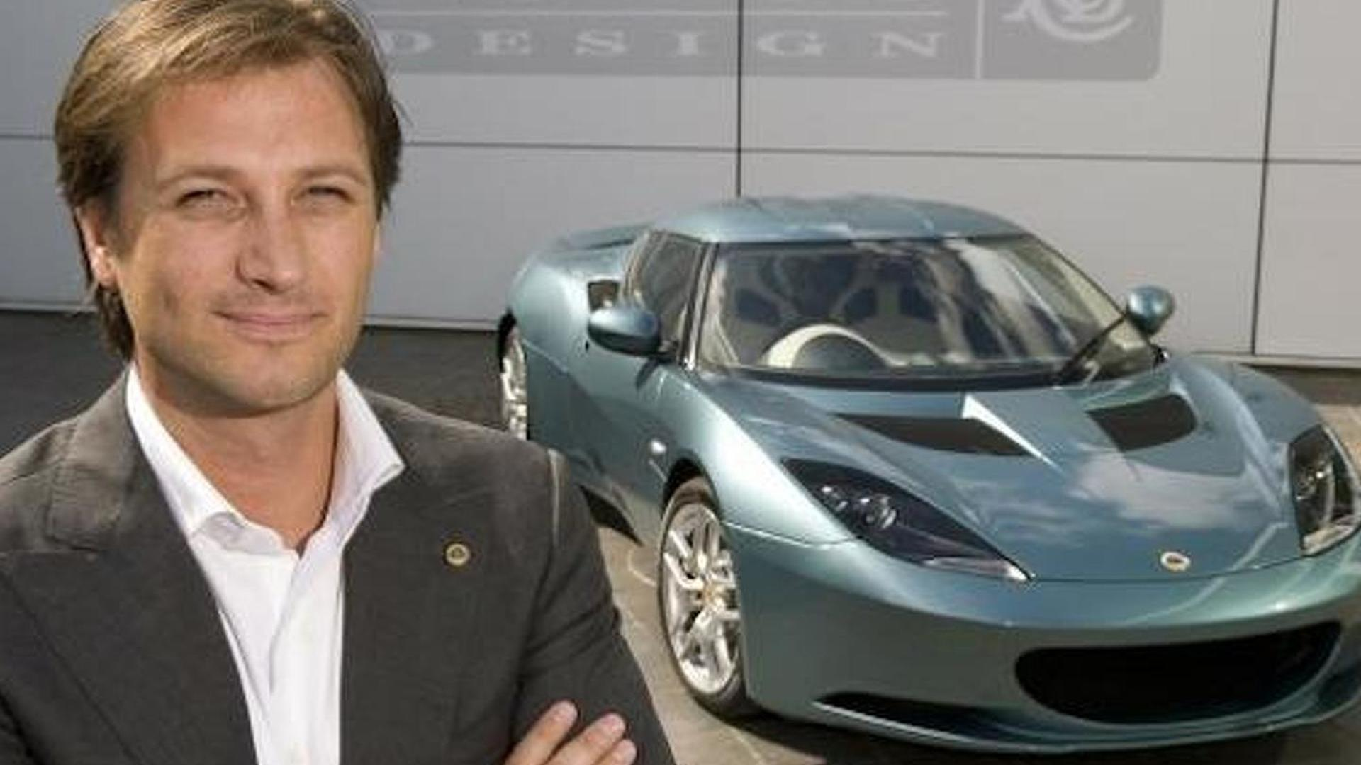 Sacked Lotus CEO Bahar wants $10.6M for wrongful dismisal