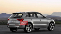 2013 Audi Q5 facelift hits the web early