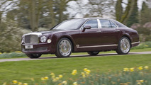 Bentley Mulsanne Diamond Jubilee Edition 24.4.2012