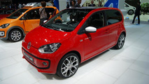 Volkswagen Swiss Up concept live in Geneva 06.03.2012