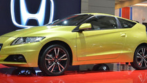 2013 Honda CR-Z facelift revealed in Indonesia