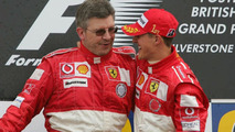 Brawn again plays down Schumacher rumours