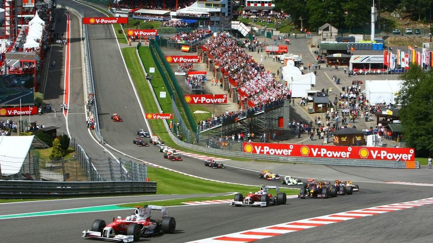 Korea was in doubt and Spa is now - Ecclestone