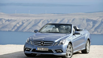 2010 Mercedes-Benz E-Class Convertible first official photos - 1600