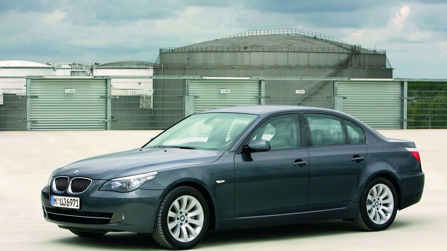 Current Generation BMW 5-Series Production to End this Year?
