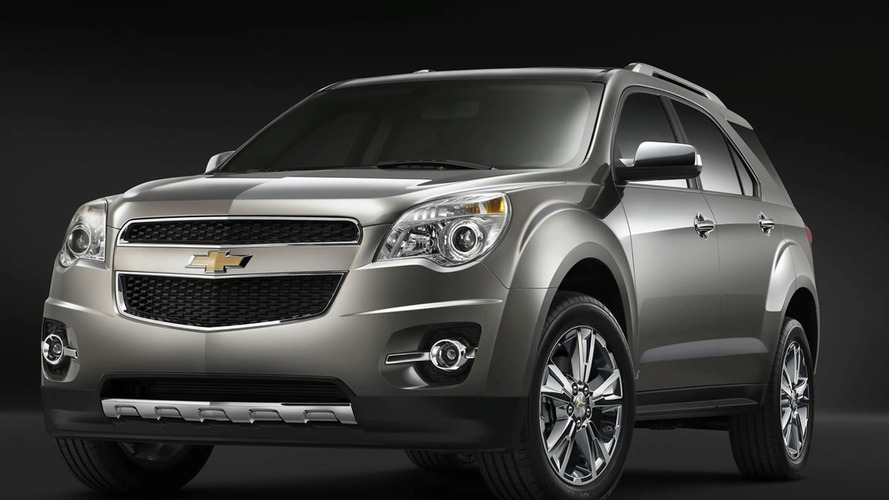 2016 Chevrolet Equinox to be lighter, more powerful - report