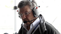 Williams denies talks with Brawn