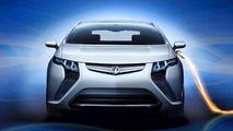 Vauxhall Ampera Confirmed for UK in 2012