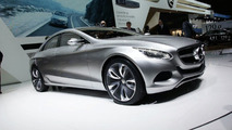 Mercedes BLS set for 2014 launch - report