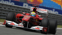 Ferrari not giving up on 2010 car