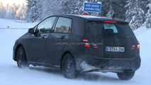 2012 Mercedes-Benz B-Class winter test 10.02.2011