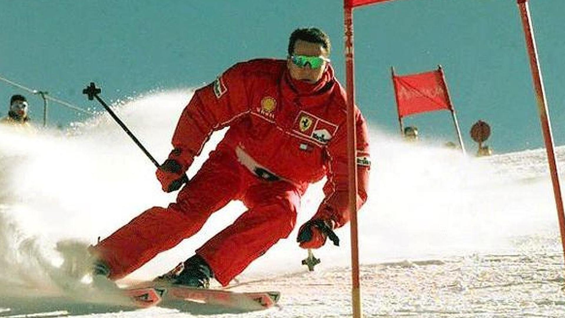 Michael Schumacher has sustained head injuries after serious skiing accident in France