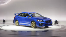 2015 Subaru WRX and WRX STI pricing announced (US)