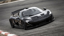 McLaren announces 2013 results, confirms P1 track edition