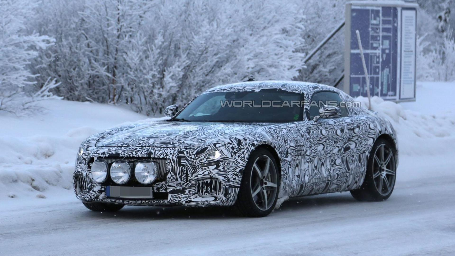 Mercedes confirms plans to introduce an all-new sports car later this year