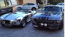 The incredible car collection of American gambler Dan Bilzerian