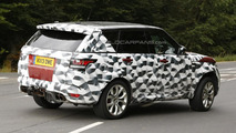 2015 Range Rover Sport RS spy photo