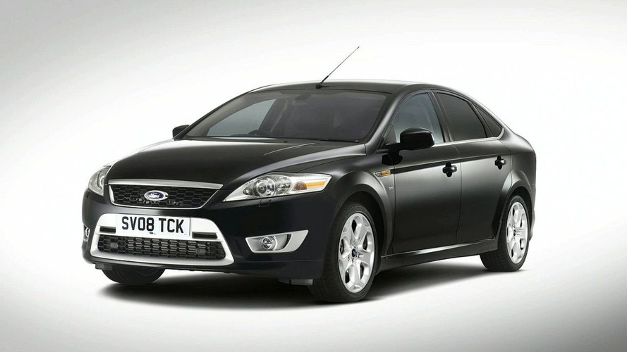 Ford Introduces New Mondeo Titanium X Sport Flagship model to range