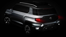 SsangYong teases XAV-Adventure and XLV-Air concepts prior to IAA debut