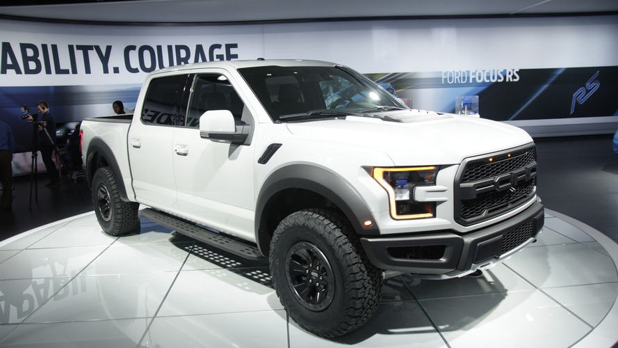 2017 ford f 150 raptor supercrew photo. Black Bedroom Furniture Sets. Home Design Ideas
