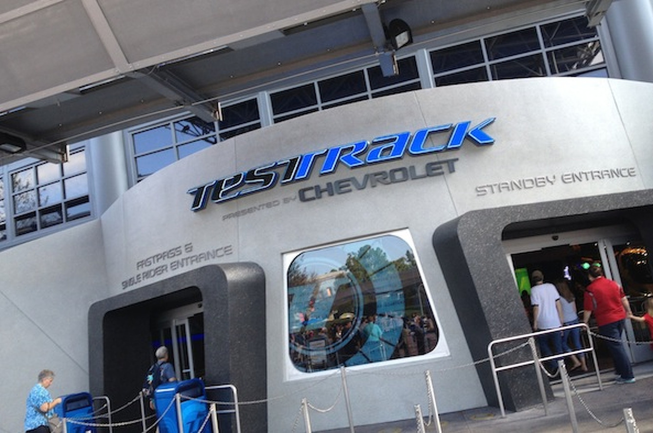 Review: Epcot's Test Track Ride (Presented by Chevrolet)