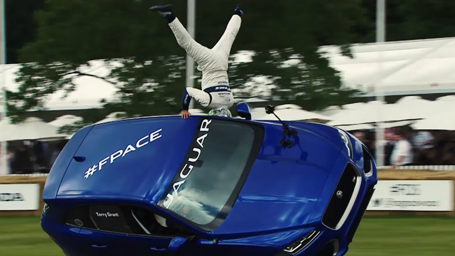 Watch the best videos from the Goodwood 2016 hillclimb