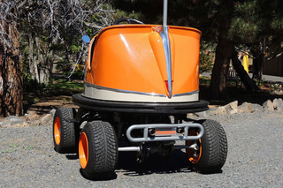 Here's A Bumper Car You Can Actually Take Off-Road