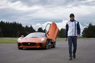 Watch an F1 Star Go Wild in a James Bond Car