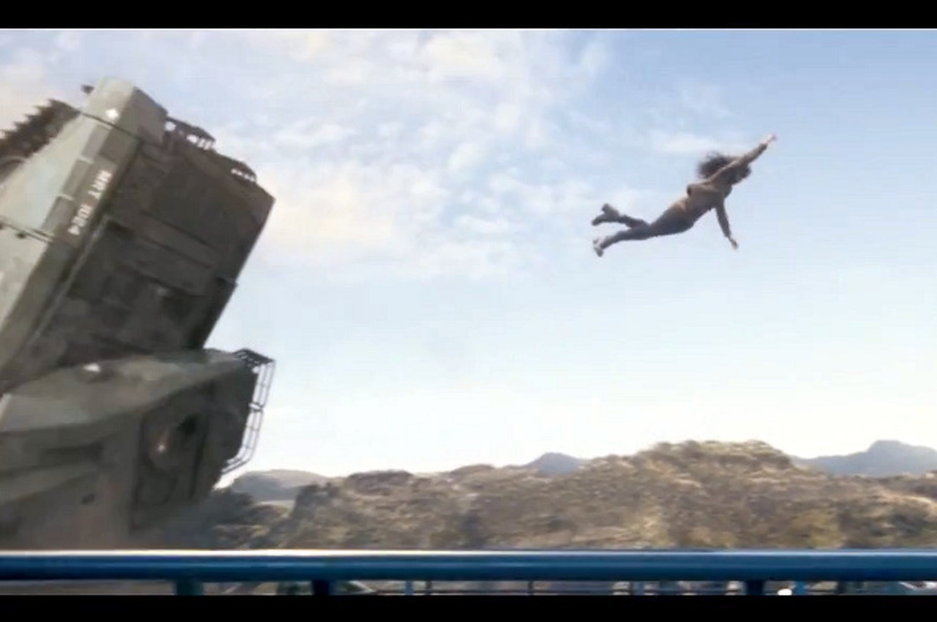 Video: Fast & Furious 6 Jumped the...Tank?