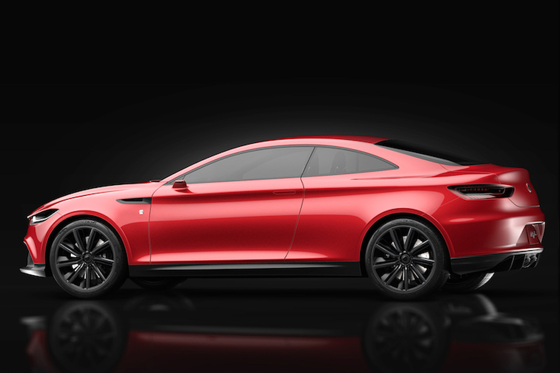 Alfa Romeo's Future Could Lie in This Sultry Sports Coupe