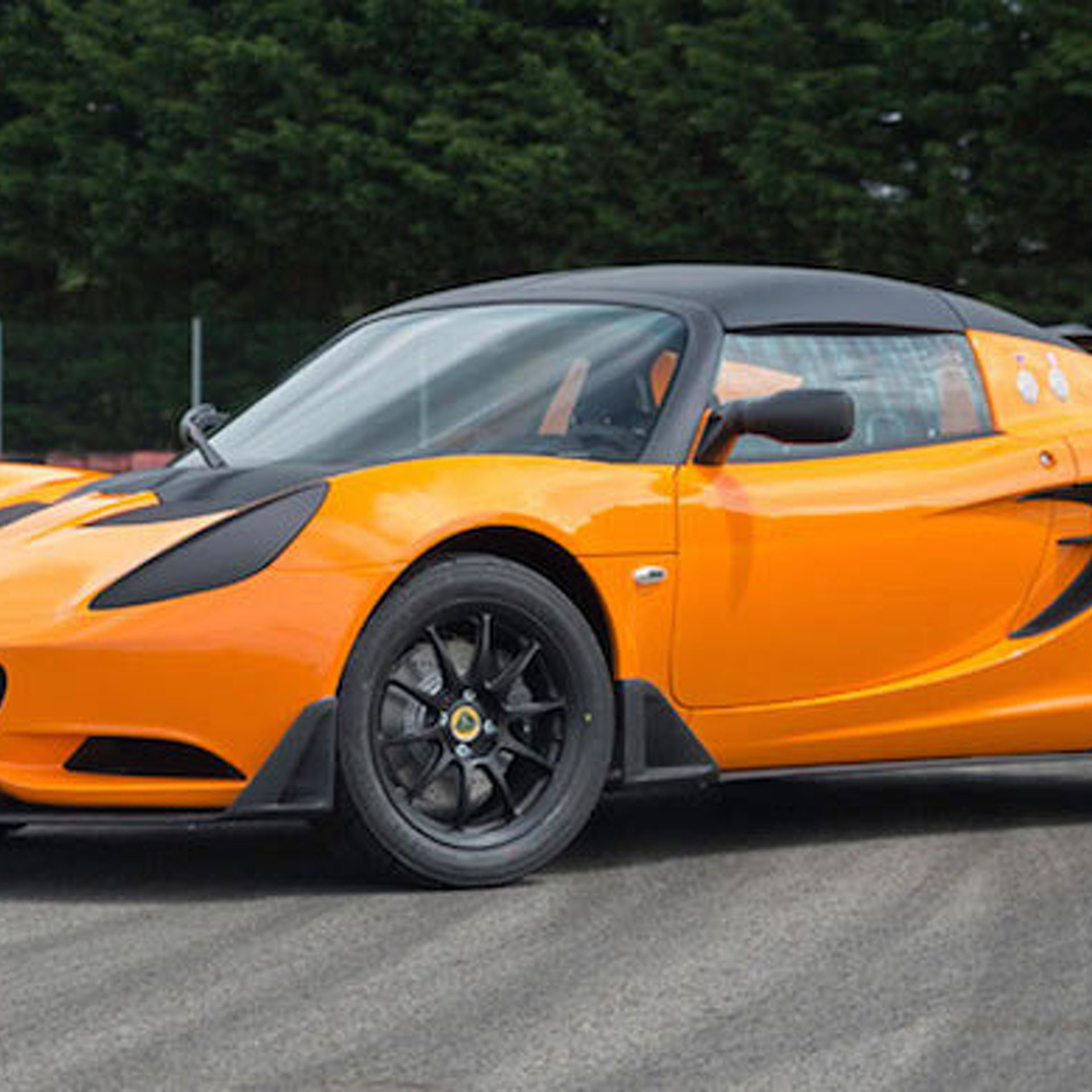 Lotus Elise Race 250 is Ready for Track Duty Only