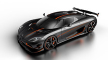 Koenigsegg Agera RS unveiled with 1,160 bhp V8 engine