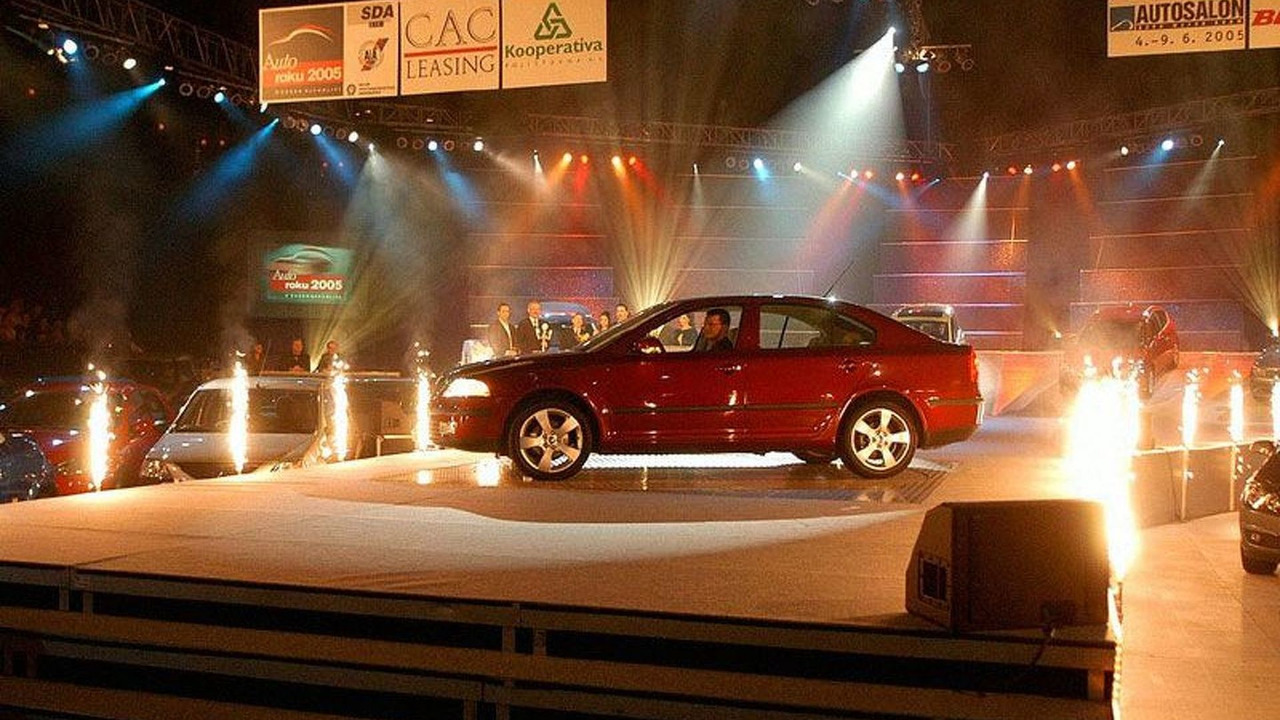 Skoda Octavia Car of the Year in Czech Republic