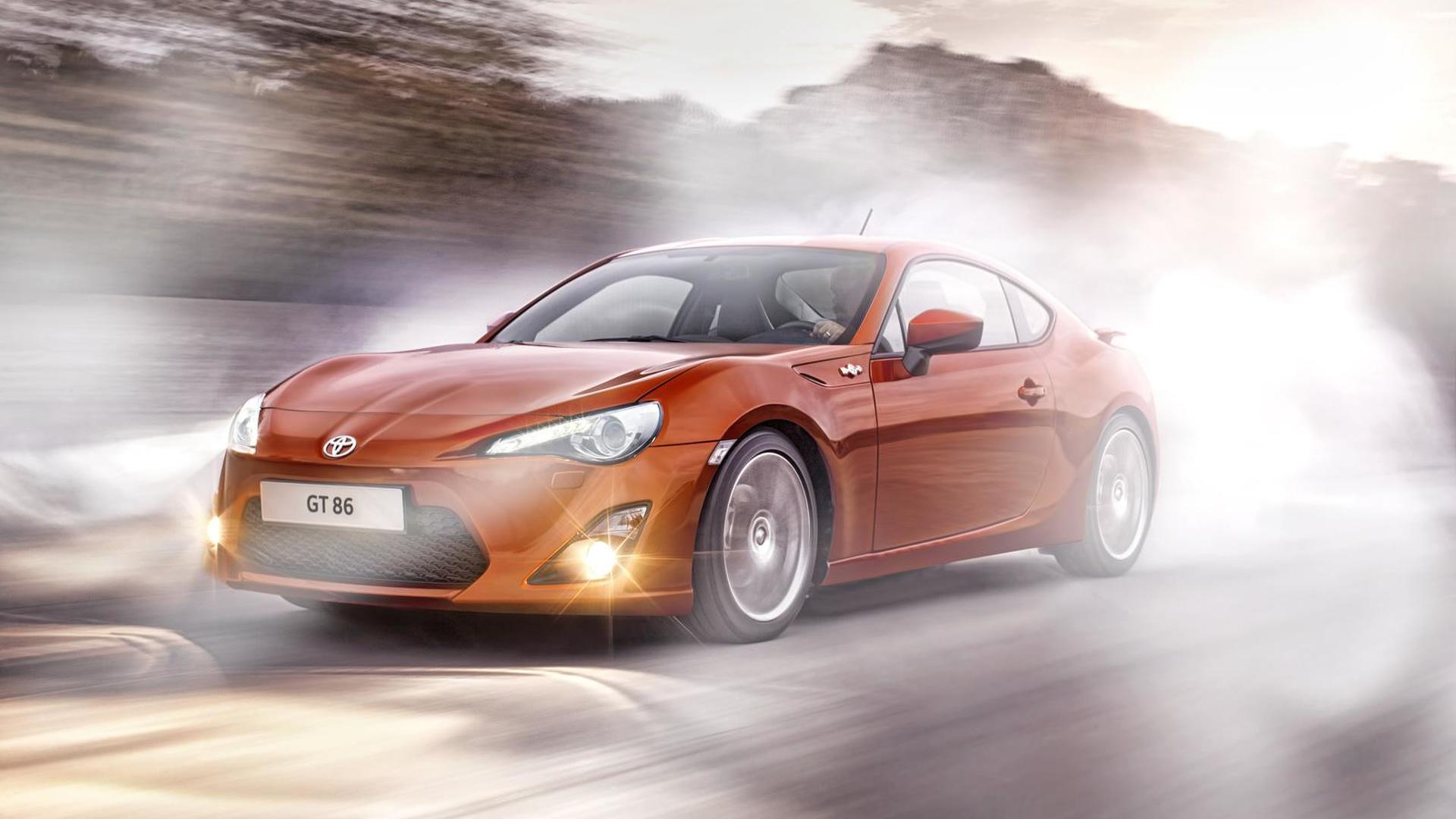 Supercharged Toyota GT 86 in the pipeline
