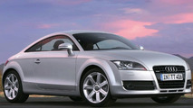 Audi TT 1.8 TFSI World Debut at AMI