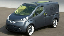 Nissan at Geneva: NV200 Concept Passenger Version to Debut