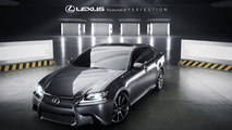 2012 Lexus GS Super Bowl XLVI commercial screenshot 31.01.2012