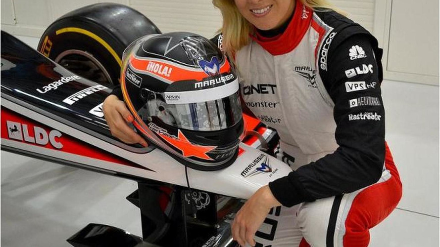 De Villota loses eye in F1 crash