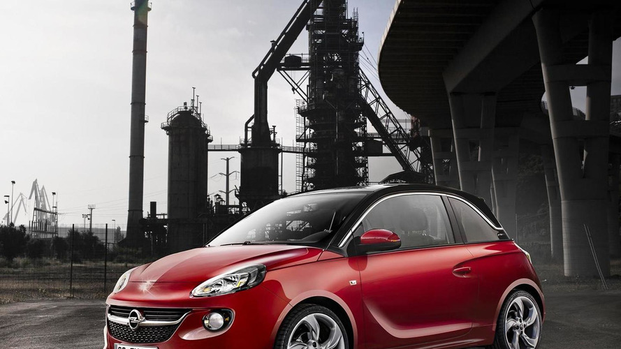 Opel Adam EV axed - report