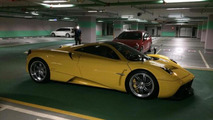 15-year-old boy gets Pagani Huayra