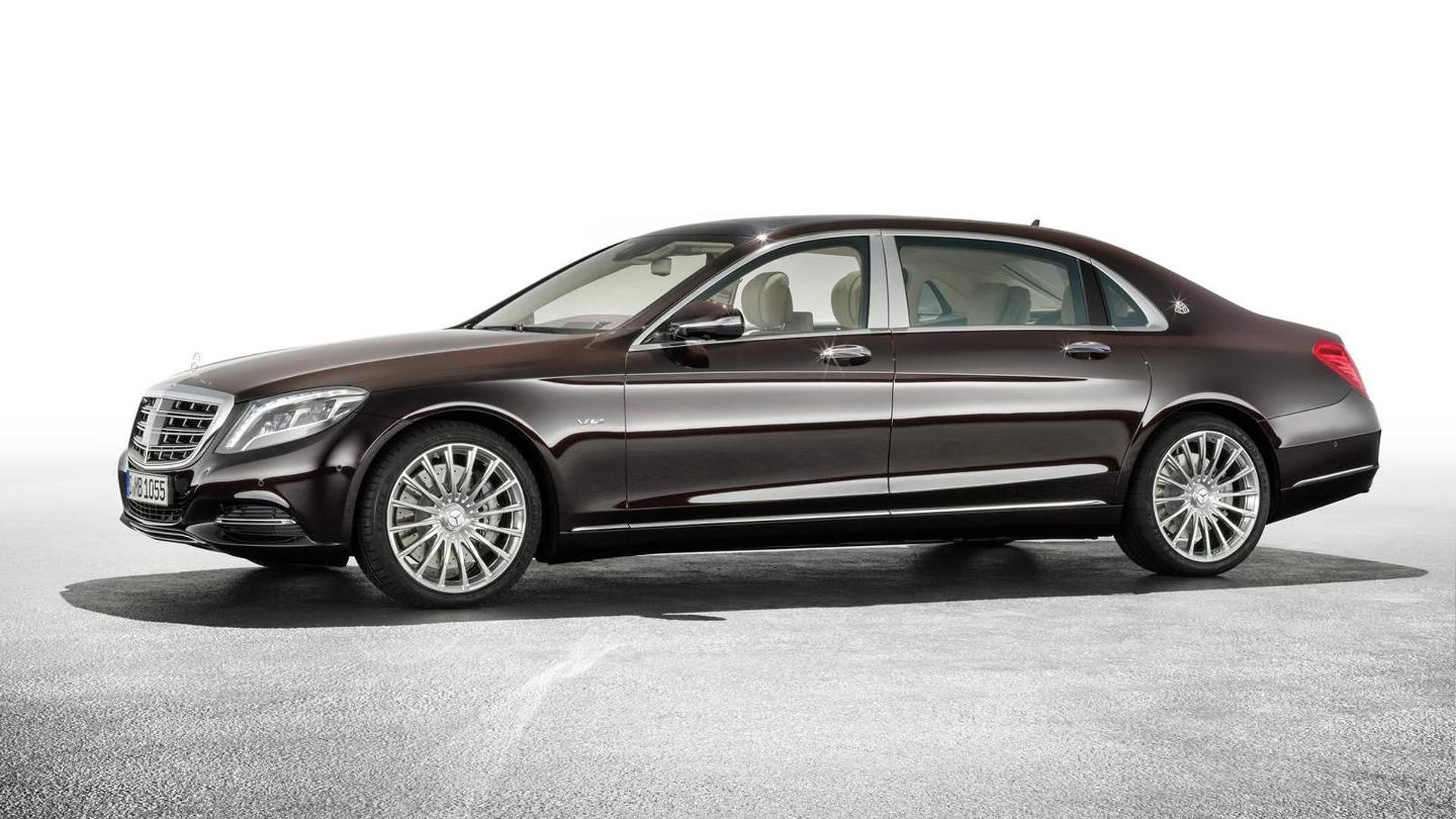 Mercedes-Maybach S600 priced from €187,841
