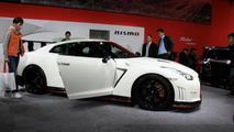 Nissan GT-R Nismo N-Attack Package revealed at Tokyo Auto Salon
