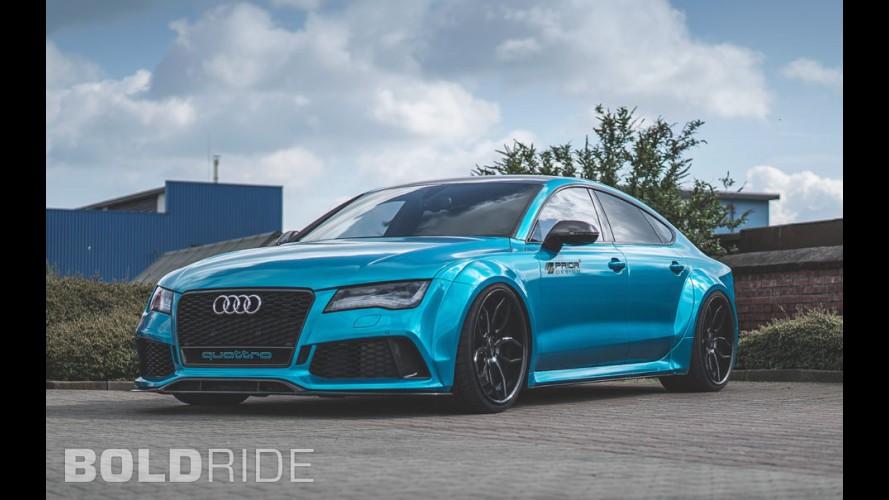 Prior Design Audi RS 7 PD700R
